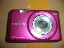 Fujifilm FinePix JX560 in Pink - 16.0MP Digital Camera - 5x Optical 7.2x Digital