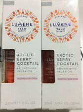 Lumene Valo Light Arctic Berry Brightening Hydra-Oil