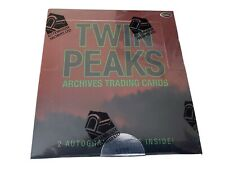 TWIN PEAKS ARCHIVES TRADING CARDS BOX SEALED