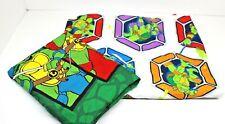 Nickelodeon Teenage Mutant Ninja Turtles Flat Sheet and Pillowcase Size Toddler