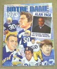NOTRE DAME BOSTON USC COLLEGE FOOTBALL PROGRAM - 1993 - MINT