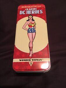 *RARE* Dark Horse Wonder Woman Classic DC Heroes Syroco Figure 2007 A/P 6 OF 35