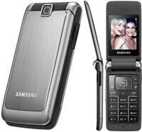 Telefono Cellulare Samsung S3600 ARGENTO 2G GSM Camera ORIGINALE RICONDIZIONATO