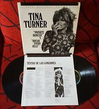 TINA TURNER *Private Dancer & Break Every Rule* Spain 2-LP SET GATEFOLD **READ**