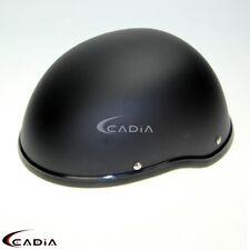 Low Profile Half Skull Cap Motorcycle Helmet For Chopper Bobber Cruiser Bikes
