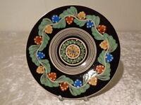 Ceramica/Terracotta Piatto Decorativo/Piastra da Muro - Parikrupa - Artigianato