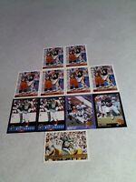 *****Bill Johnson*****  Lot of 27 cards.....6 DIFFERENT / Football