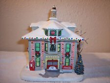"""Hawthorne Village Coca-Cola Holiday Village Collection """"Firehouse"""""""