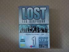 DVD LOST les disparus, SAISON 1 intégrale - Coffret 7 DVD