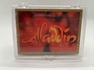 Walt Disney Company Aladdin Trading Cards 87 (3 Missing Cards) 1993 SkyBox