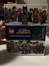 LEGO DC Comics Super Heroes Character Encyclopedia w/ Pirate Suit Batman - NEW!