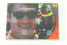 1996 Upper Deck Profiles Jeff Gordon Highlights of Career 5x7 Photos Factory Set