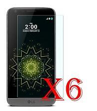 6 PZ PELLICOLA PROTEZIONE PER LG G5 SE PELLICOLE PROTEGGI SCHERMO LCD
