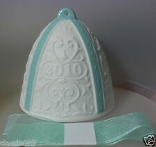"""LLADRO MADE IN SPAIN  """"2010 CHRISTMAS BELL"""" 18340  MINT & REDUCED"""