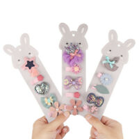 Baby Girls Princess Barrettes Cute Hairpins Cartoon Headwear Kids Hair Clips-
