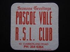 PASCOE VALE RSL CLUB 40 CUMBERLAND RD 3546364 COASTER