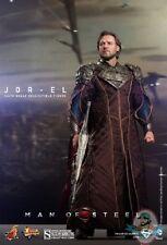 1/6 Scale Superman Man of Steel Jor-El Figure by Hot Toys Used JC
