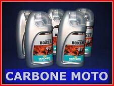 5 LITRI OLIO MOTOREX  BOXER 4T 15W50 SINTETICO INDICATO PER MOTO BMW
