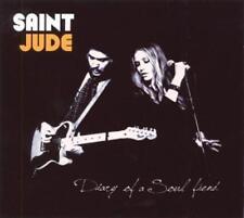 Saint Jude-CD-Diary of a soul Fiend (2010)