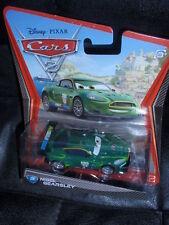 Disney Pixar Cars 2 #20 NIGEL GEARSLEY