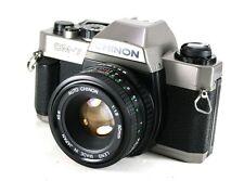 Chinon CM-7 35mm SLR Film Camera & 50mm Lens