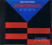 Doobie Brothers Long train Runnin (Bestf) Zounds CD Rar