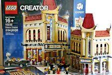 LEGO Creator 10232 Palace Cinema Modular Building Excellent Condition! Complete!