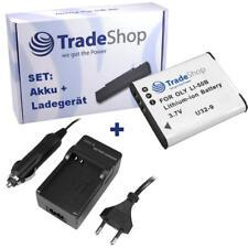 AKKU + LADEGERÄT für Olympus TG610 TG615 TG620 TG-810 TG820 XZ1