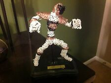 Power Rangers Statue Twisted Wire Art White Ranger