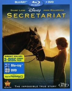 Secretariat [New Blu-ray] With DVD, Widescreen, Ac-3/Dolby Digital, Dolby, Dig