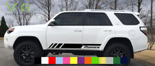 Toyota 4Runner Vinyl Decal Sticker Graphics TRD Sport Side Door x2 ANY COLOR 022