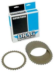 Drag Specialties - 1131-0420 - Kevlar Friction Plate Kit