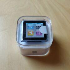 Apple iPod nano 6G / 6. Generation Blau (16GB) - Sehr guter Zutsand - in OVP