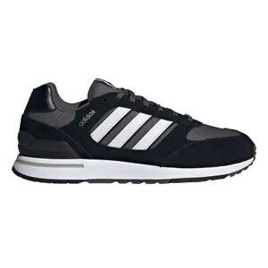 adidas Core Run 80s schwarz/grau/weiß - Herren Sneaker GV7302