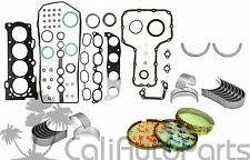 00-08 Toyota Corolla Matrix 1.8L 1ZZFE DOHC METAL HEAD GASKET *RE-RING KIT*