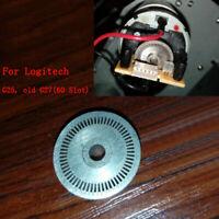 60 Slot Steering Wheel Optical Encoder for Logitech G25/old G27 Driving Force GT