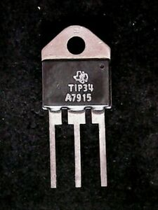 TIP34A  - Texas Instruments Transistor (TO-3P)