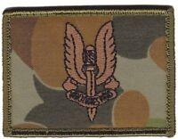 Army Australian SASR Insignia Brown DPCU
