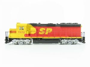 HO Scale Athearn SP Southern Pacific GP40-2 Custom Diesel Loco #7672
