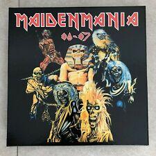 Iron Maiden - Greek Box - five vinyl set on black vinyl