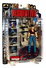 Resident Evil Series 2 Claire Redfield Action Figure MOC/Sealed 2001 Palisades