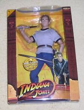 Indiana Jones Mutt Williams  Electronic Sounds & Knife Throwing Action12""