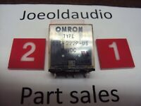 Omron Relay G2Z-222P-US. Pulled Part. Tested. Parting Out Entire JVC R-S55