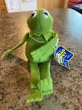 Vintage 1979 Muppet Kermit the Frog Sad Kermit!  Fisher Price Toy 864! With Tag!