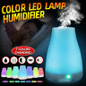 LED Essential Water Oil Humidifier Ultrasonic Air Diffuser Aroma  Air Purifier
