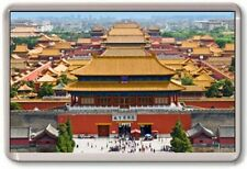 FRIDGE MAGNET - FORBIDDEN CITY - Large Jumbo - Beijing China