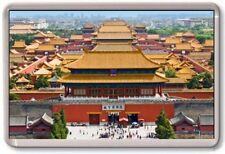 FRIDGE MAGNET - FORBIDDEN CITY - Large Jumbo - Beijing China
