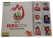 Euro 2008 Austria Svizzera Album completo figurine Panini