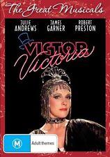 Victor Victoria (DVD, 2017) (Region 4) Aussie Release