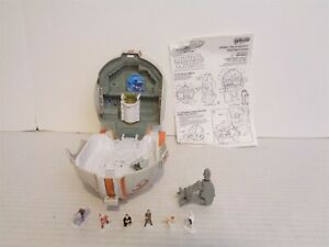 1996 Galoob Micro Machines Star Wars Rebel Pilot Hoth Action Set Complete